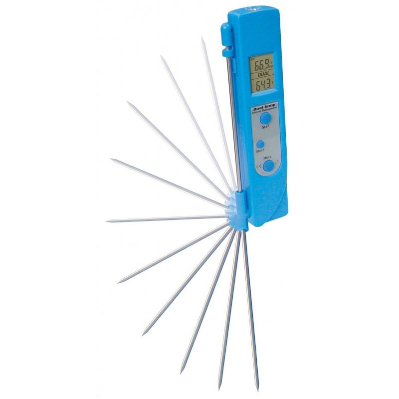 "Thermomètre infrarouge ""Dual Temp"""