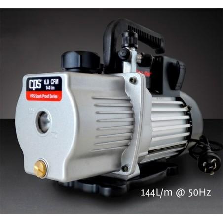 Pompe à vide double étage 144 l/min tous fluides
