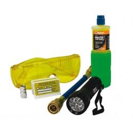 Kit UV Master Leak à lampe torche compacte