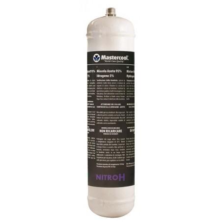 Bouteille d'azote hydrogéné 1 litre x 48