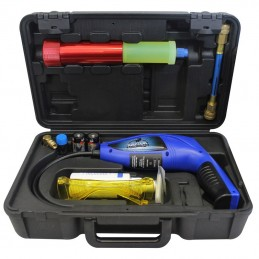 Kit détection de fuites électronique et UV  56300 Mastercool