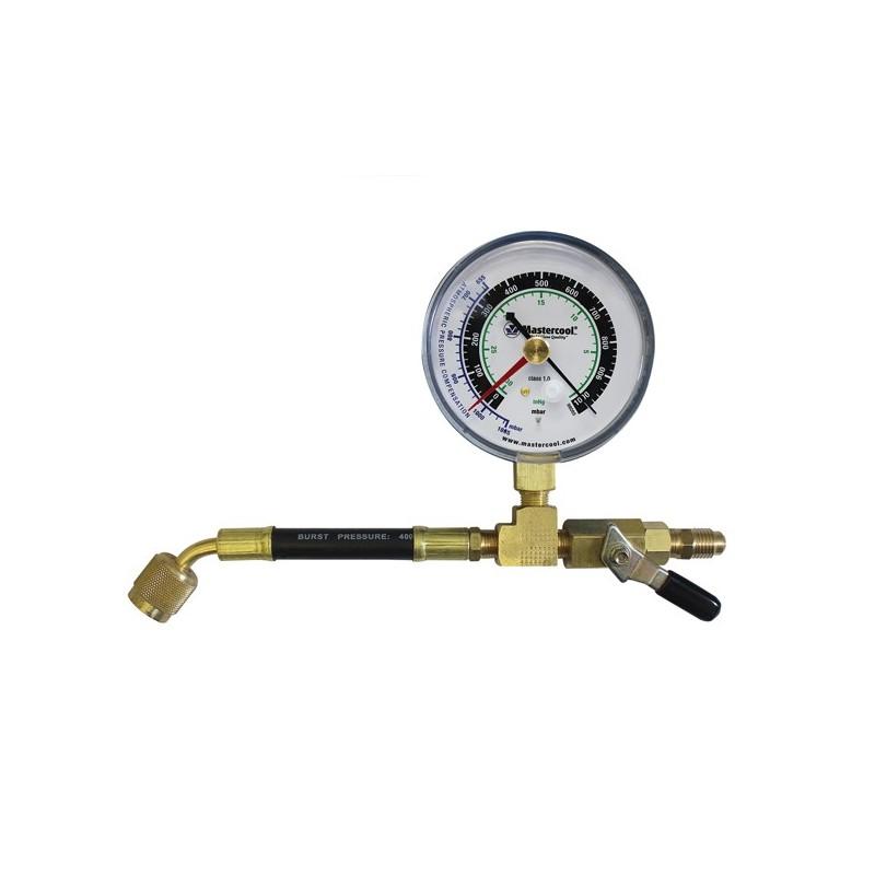 Vacuomètre analogique Mastercool 98067
