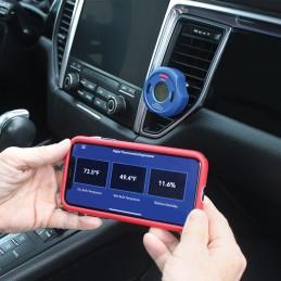 Thermomètre - hygromètre numérique bluetooth Mastercool-3