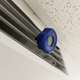 Thermomètre - hygromètre numérique bluetooth Mastercool-4