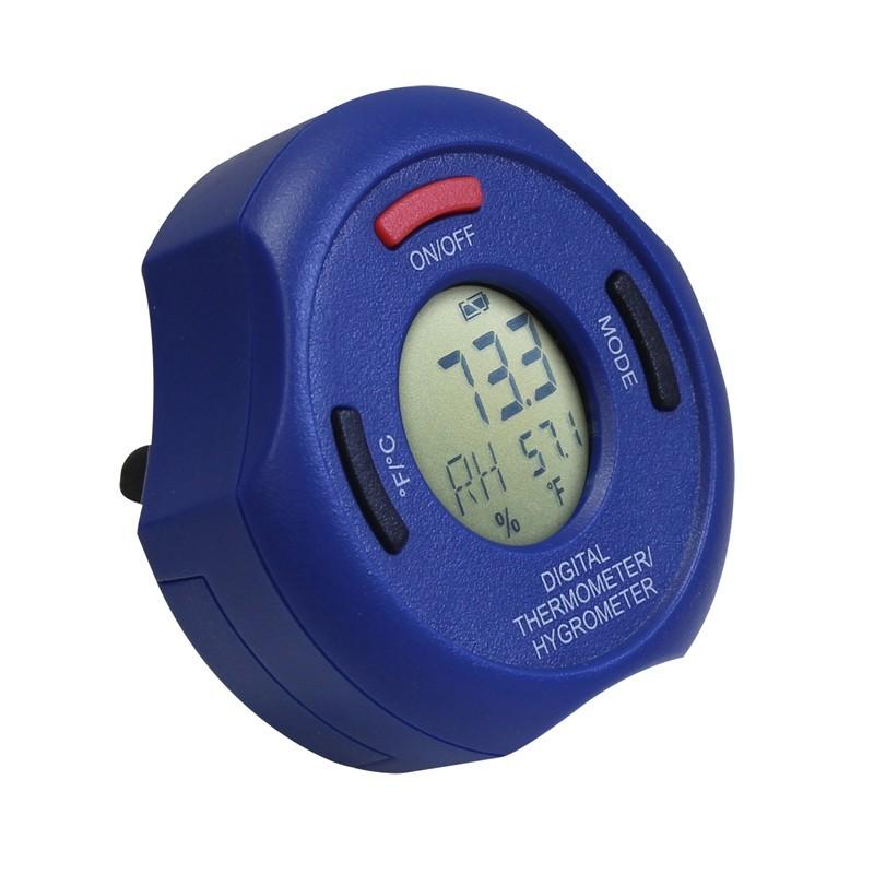 Thermomètre - hygromètre numérique bluetooth Mastercool