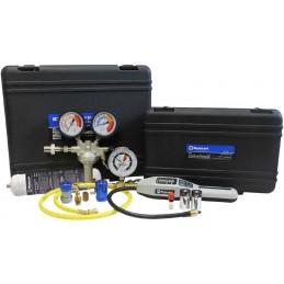 Kit azote hydrogéné 50 bar avec coupleur et détecteur de fuites Mastercool
