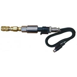 Analyseur de circuit de climatisation kit 2 capteur de vide