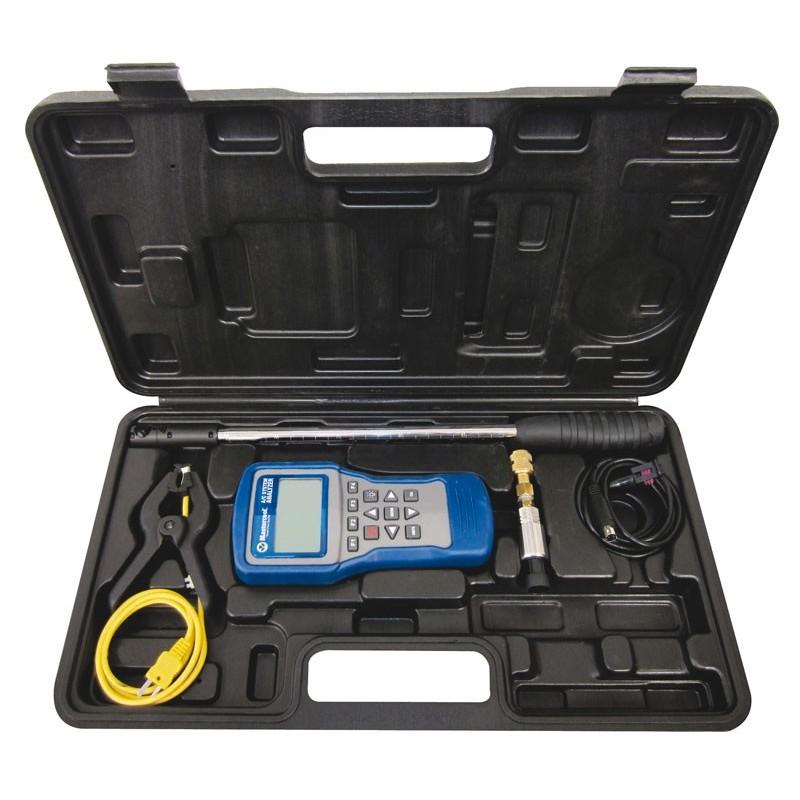 Analyseur de circuit de climatisation kit 2 coffret