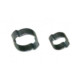 Colliers inox 6.3 mm - 1 oreille
