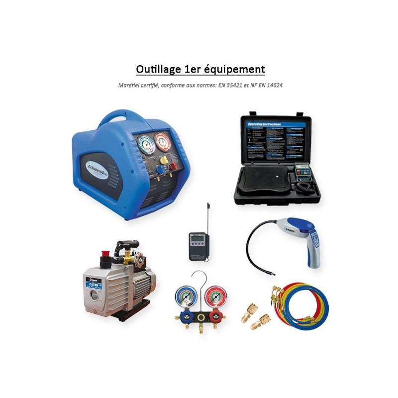 Kit outillage 1er équipement R410A