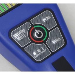 Détecteur de fuites électronique tous fluides Mastercool clavier