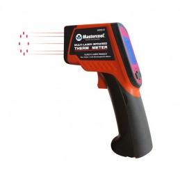 Thermomètre infrarouge à double visée laser