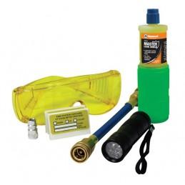 Kit UV Master Leak à mini lampe torche