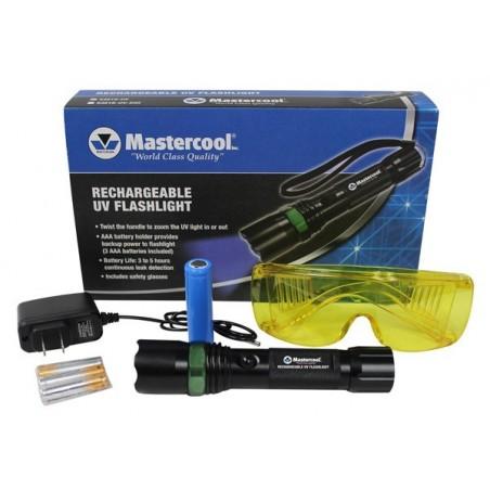 Lampe UV de poche rechargeable à led