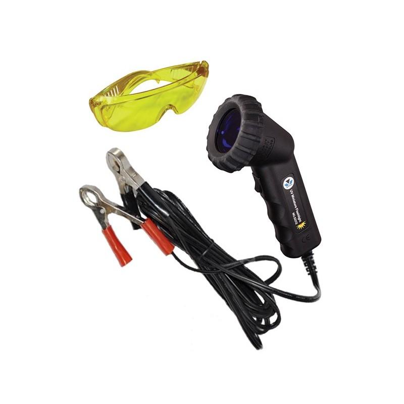 Mini lampe UV 12V/50W