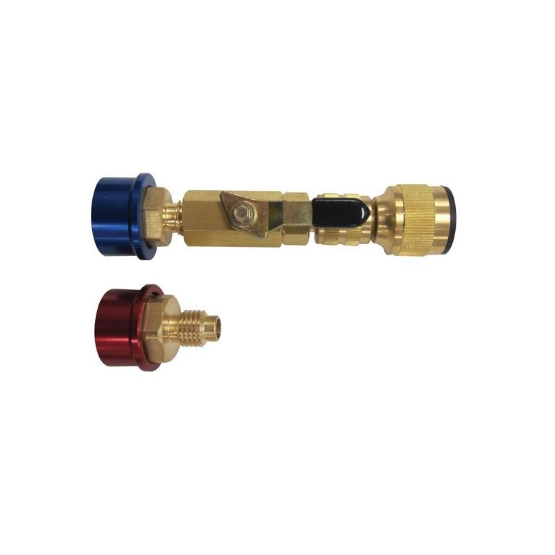 Extracteur de valve pour clim auto