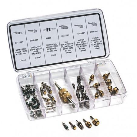 Kit de noyaux de valves