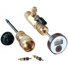 Kit extracteur et température de surchauffe