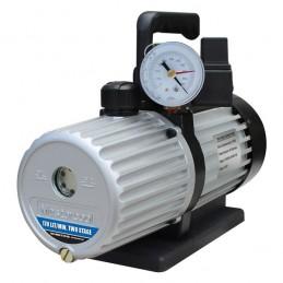 Pompe à vide double étage avec électrovanne 142 l/min