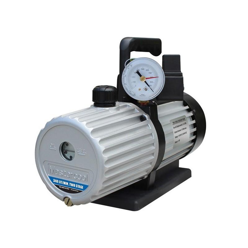 Pompe à vide double étage avec électrovanne 283 l/min