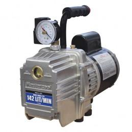 Pompe à vide double étage avec électrovanne 119 l/min