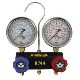 Manifold pour réfrigérant R744 (CO2)