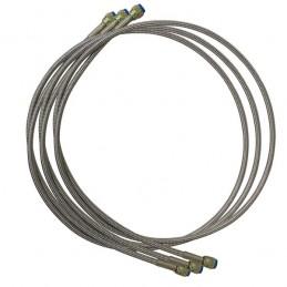 Manifold pour réfrigérant R744 (CO2) Mastercool flexible
